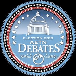AETN Debates Branding
