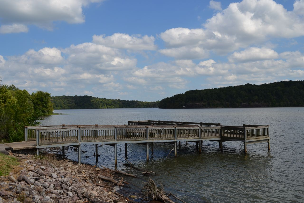 Exploring Arkansas Lee Creek Reservoir Recreation Area