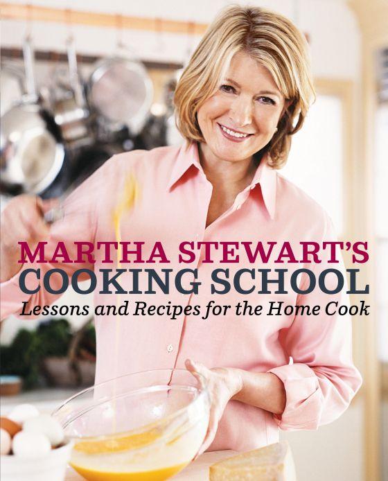 """""""Martha Stewart's Cooking School"""" Create Weekend Marathon"""