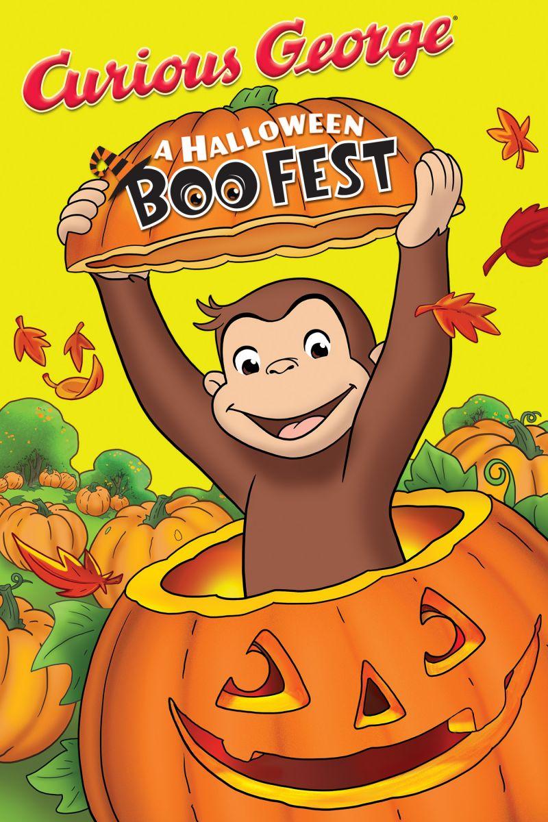 """""""Curious George: A Halloween Boofest"""""""