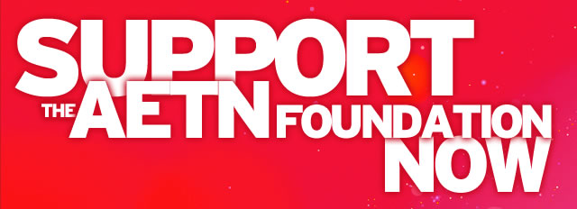 Support the AETN Foundation