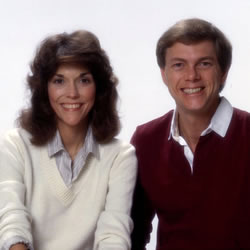 Portriat Photo of Karen and Richard Carpenter