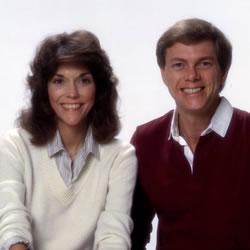 Portriat Photo of Karen and Richard Carpenter