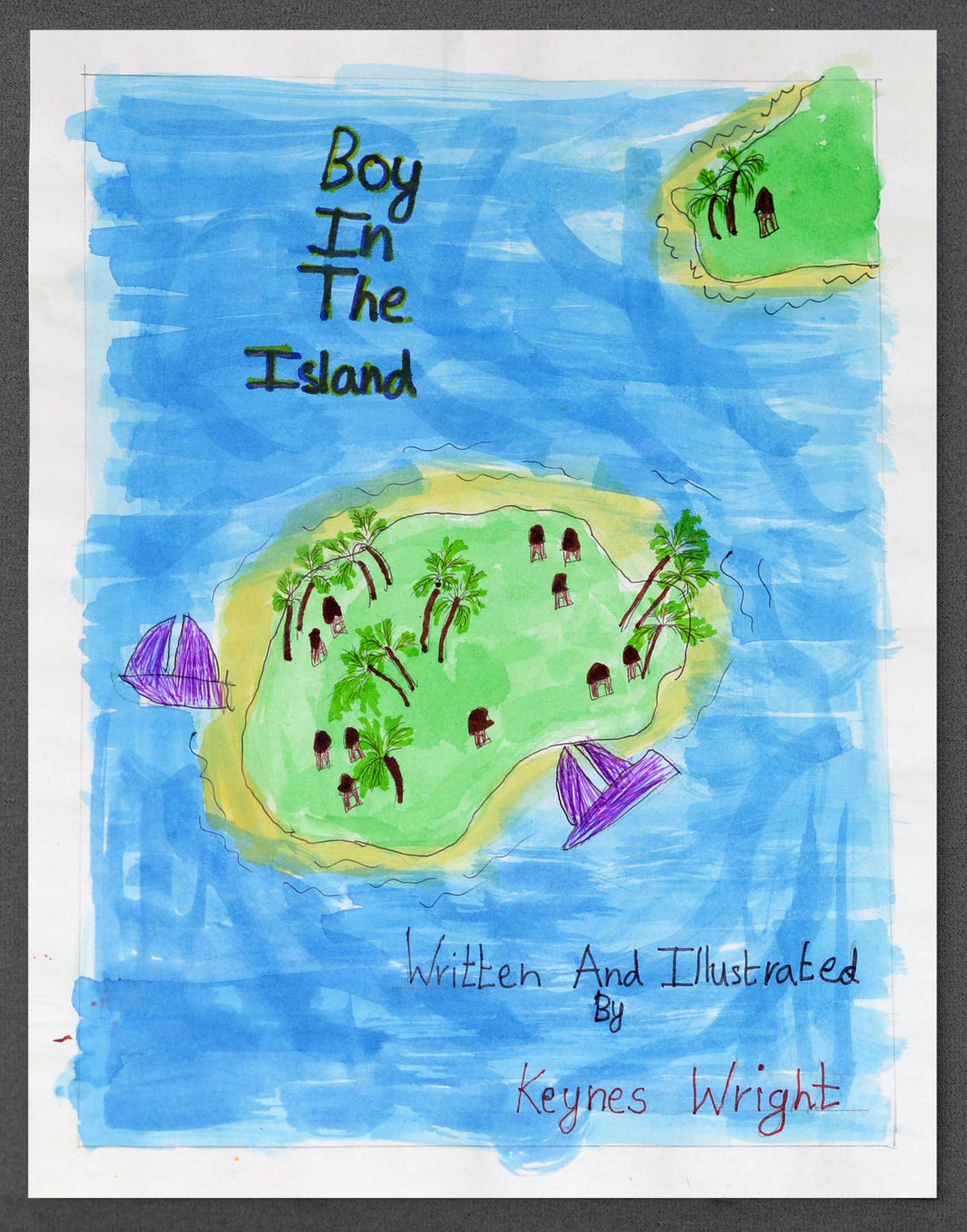 Boy in the Island