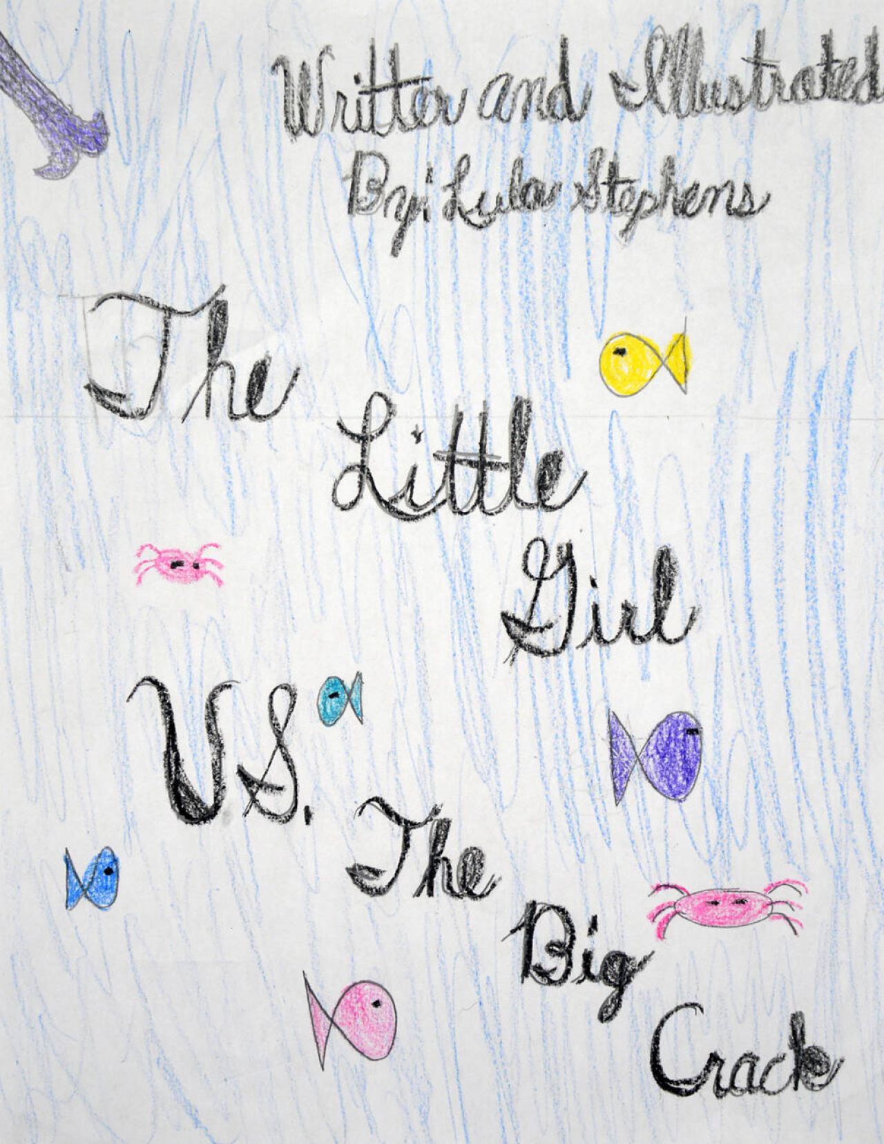 Lula Stephens The Little Girl vs. the Big Crack