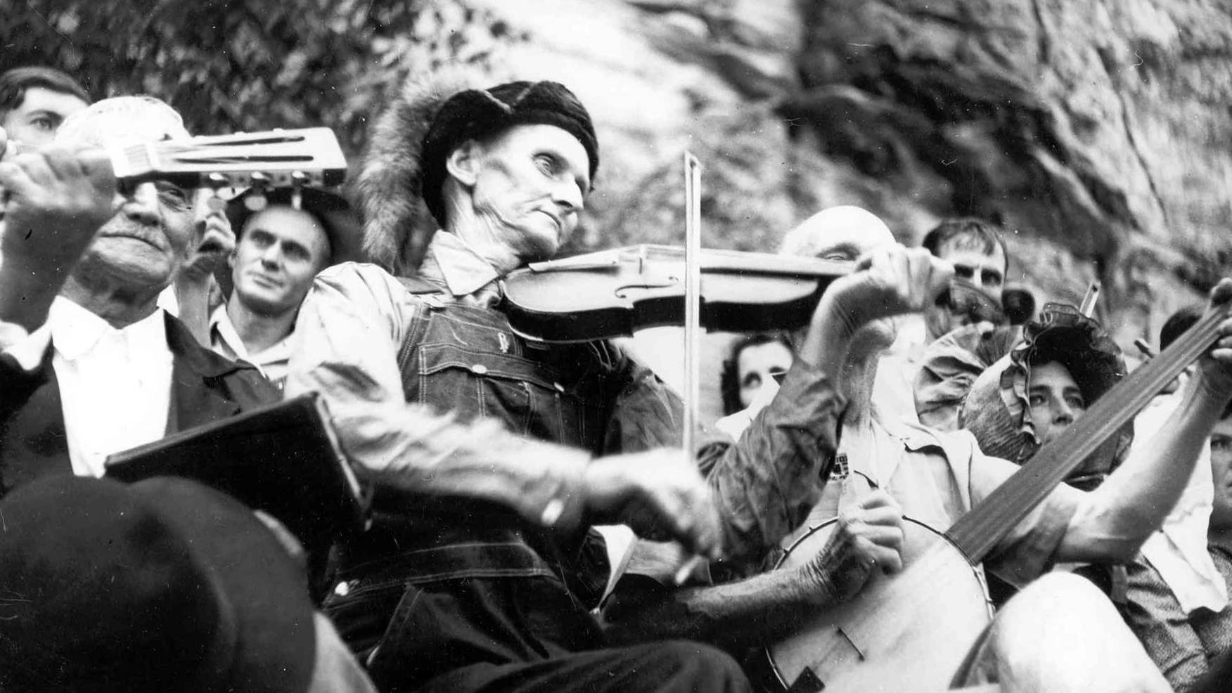 Ozark Folkways Festival (1941)
