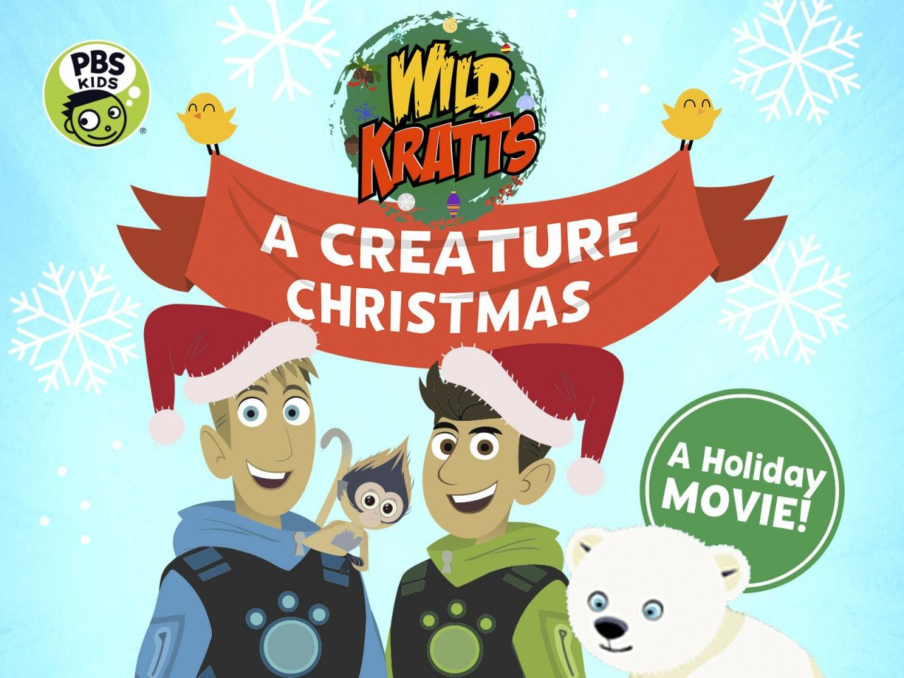 Wild Kratts A Creature Chrismas