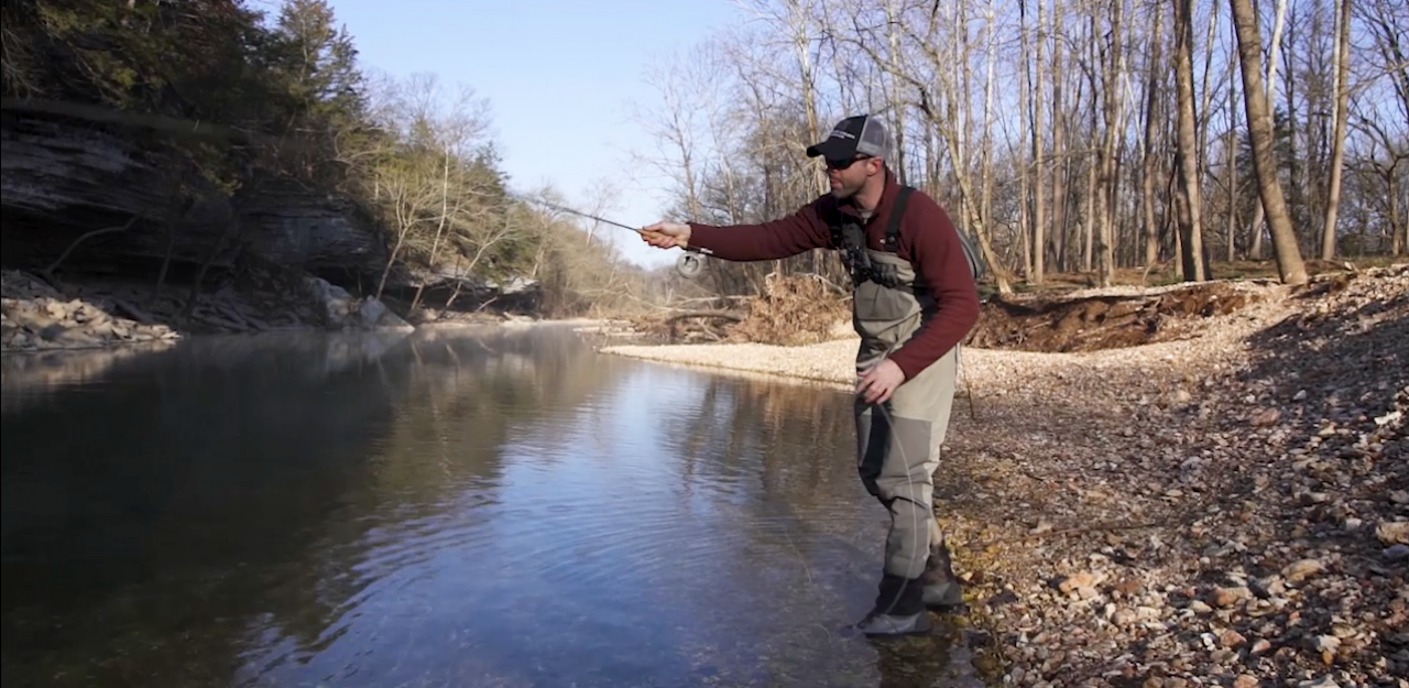 Thea Scholarship Winner Videography Spring Valley Anglers Trout Story