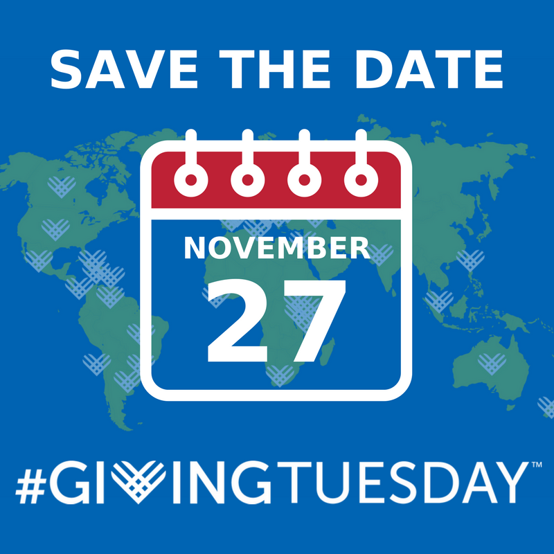 giving tuesday branding