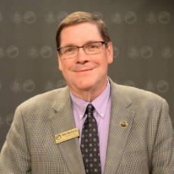 Portrait Photo of Allen Weatherly