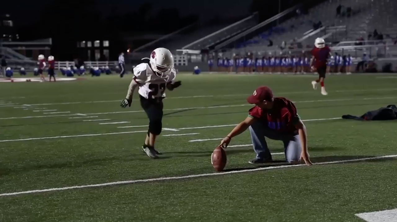 Springdale District TV: Touchdown Angel