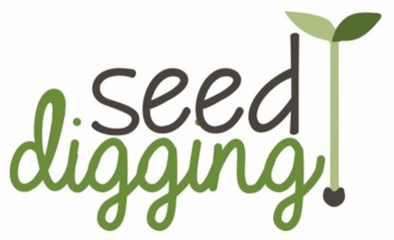 Seed Digging Logo