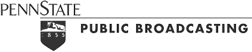 graphic logo for Penn State Public Broadcasting