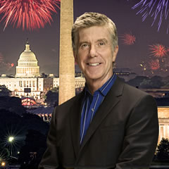 Tom Bergeron at the Capitol