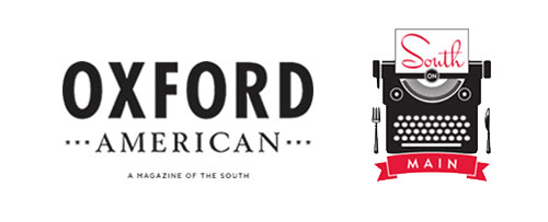 Oxford American and South on Main Logo lockup