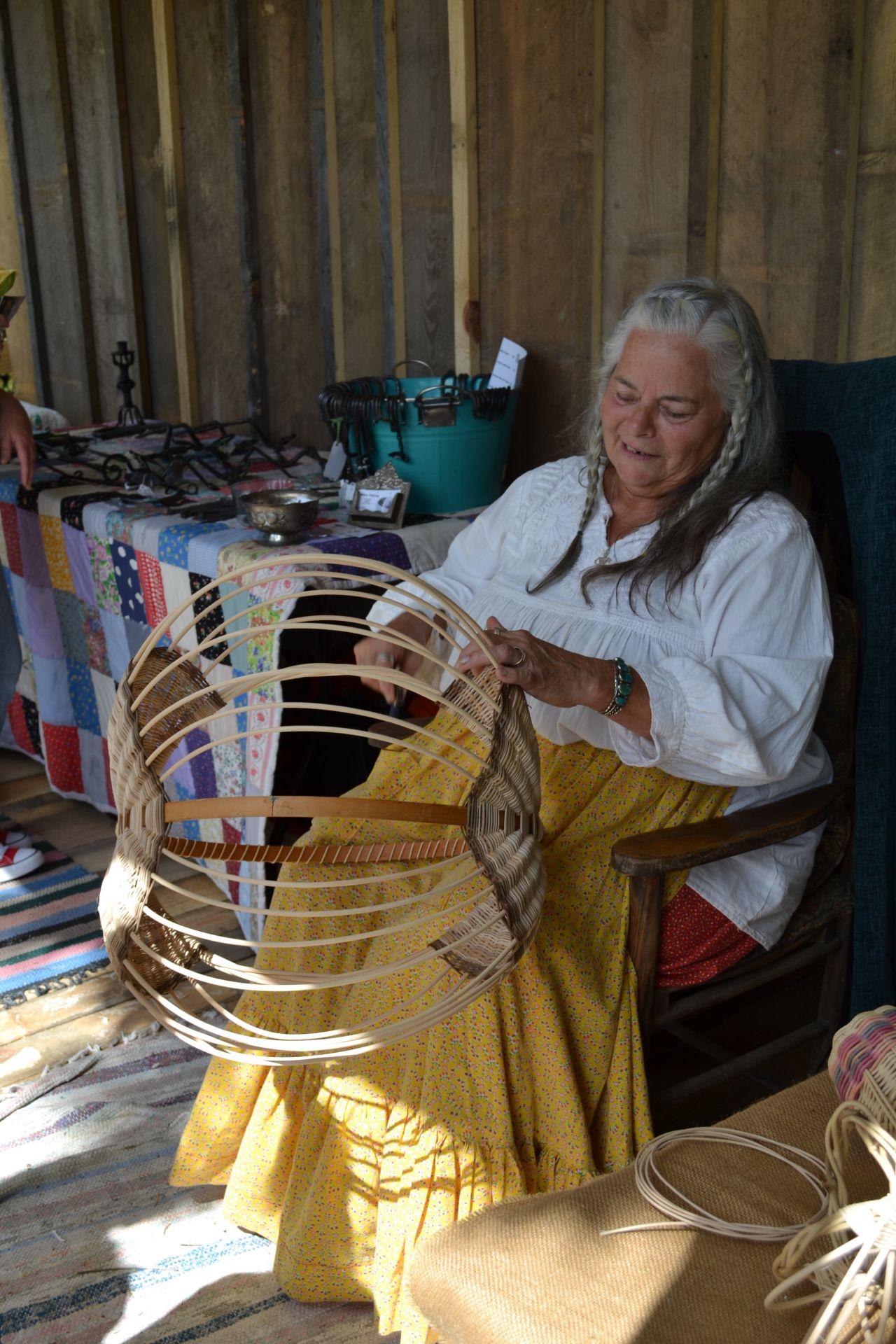 Exploring Arkansas Ozark Folklife Festival