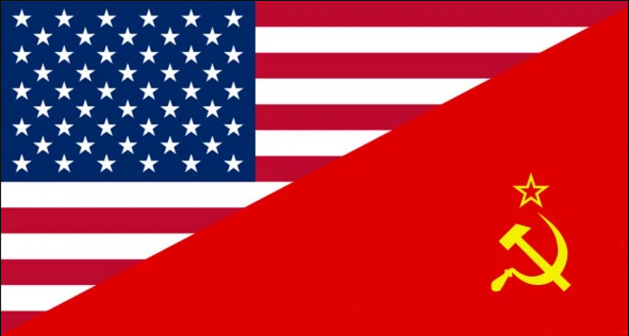 The Demystified Zone Cold War Flag