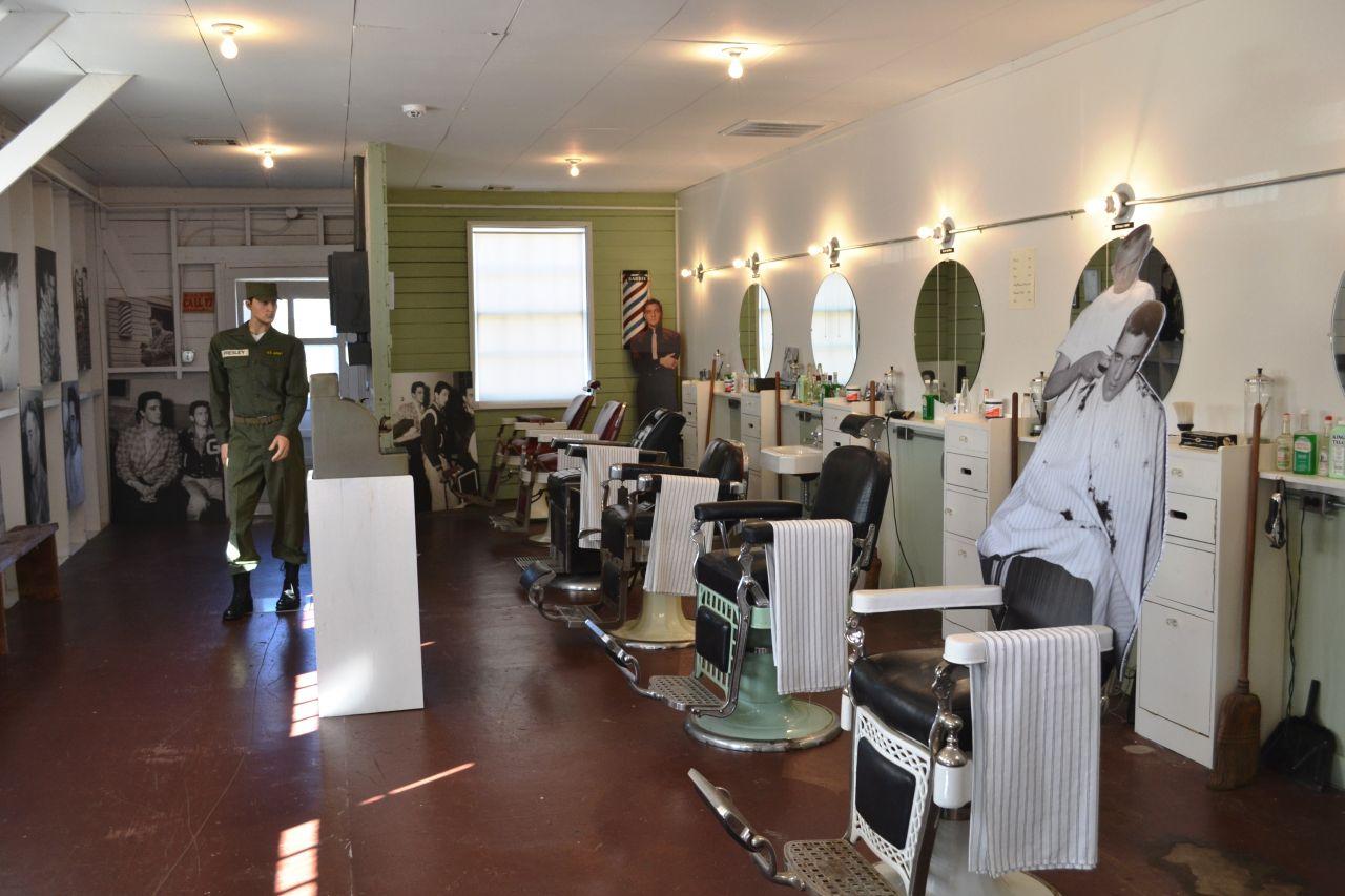 Exploring Arkansas Fort Chaffee Barbershop Museum
