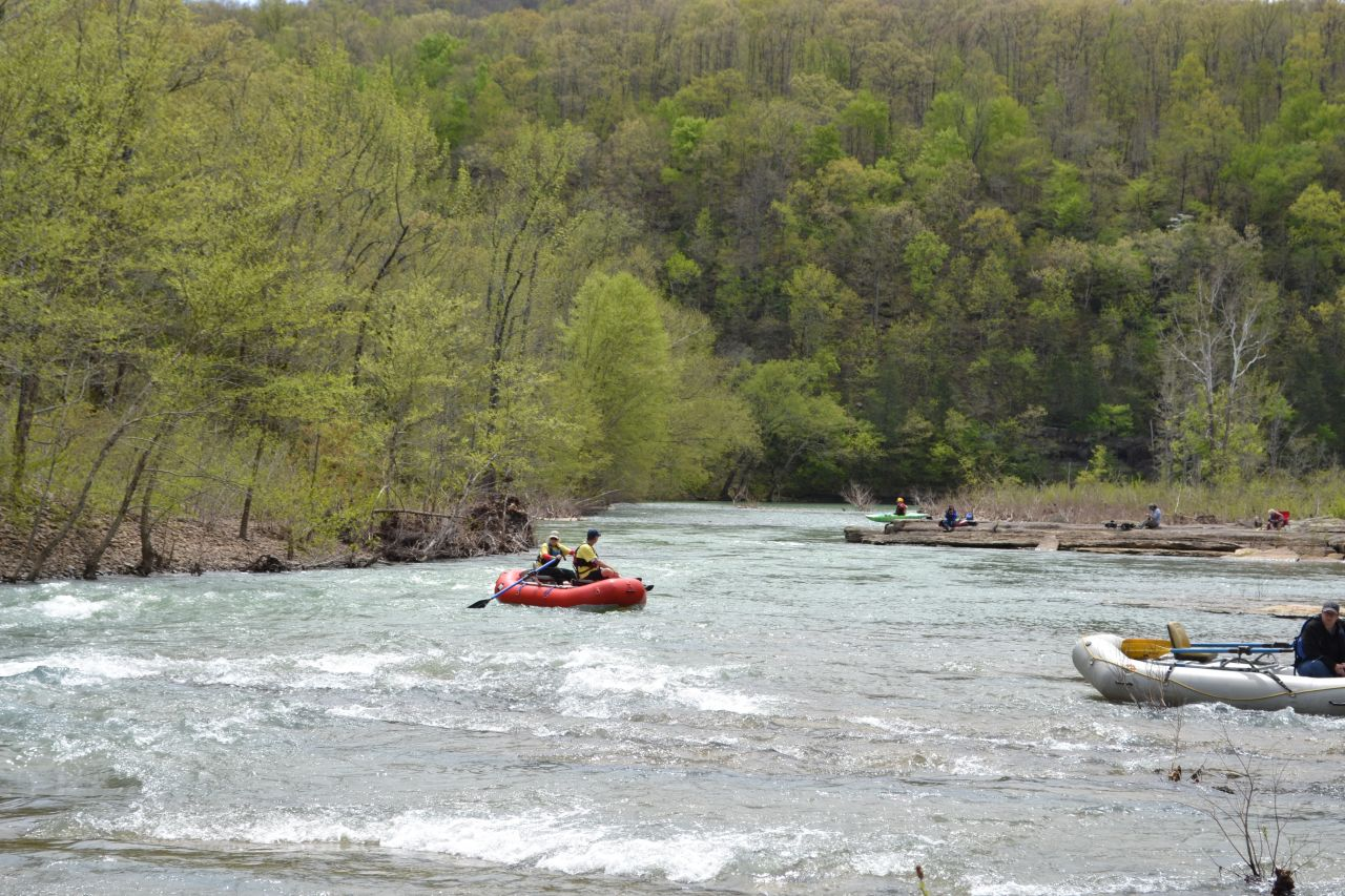 Mulberry River Rafting