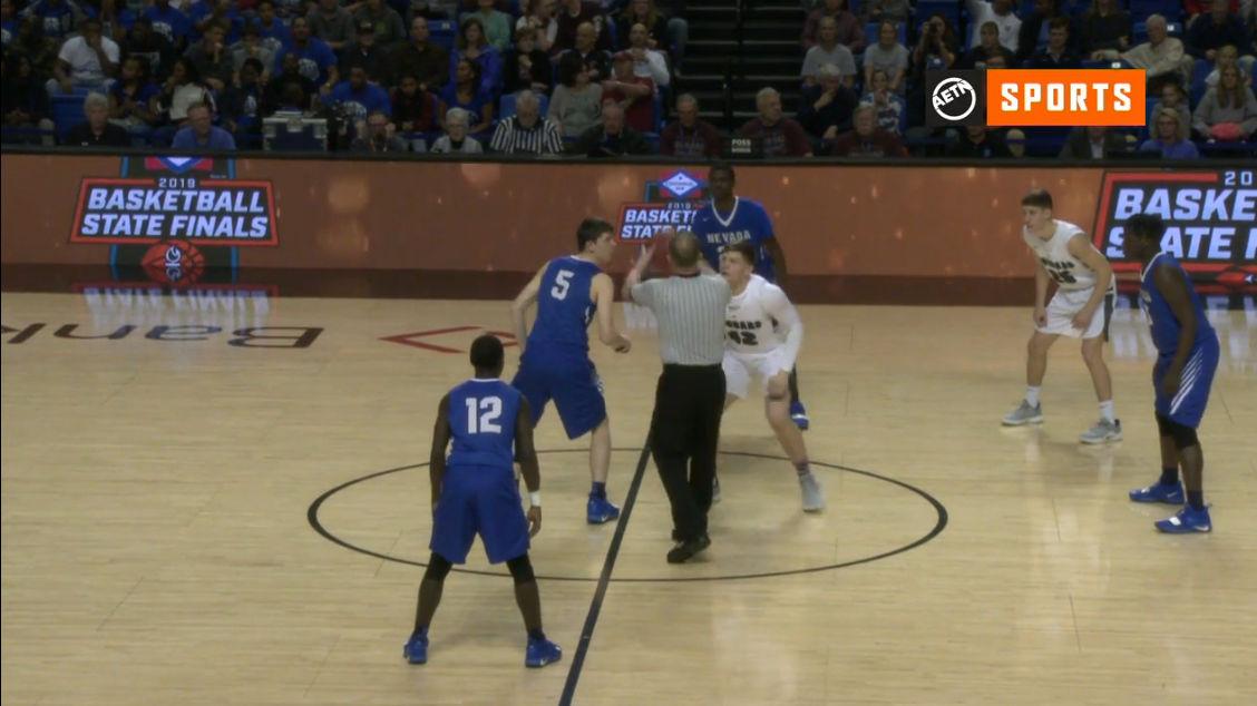 AETN - AETN Sports 2019 Basketball