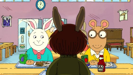 "A new character debuts in the new season of ""Arthur."""