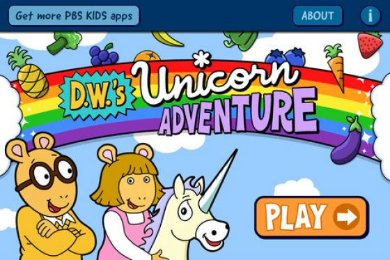 DW Unicorn app image